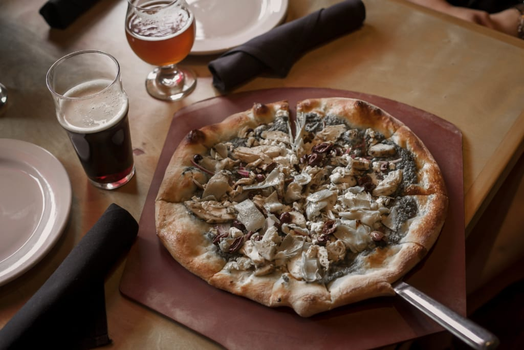 PW Pizza-Beer Dinner